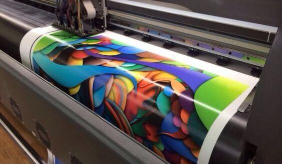 Широкоформатная печать 3