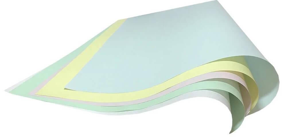 Самокопирующаяся бумага